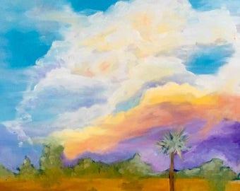 Desert Sky, Pamela Danis