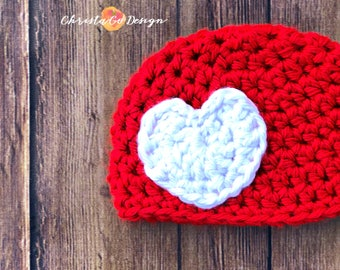 Crochet Heart 2 Pattern Bundle