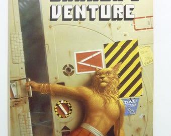 Chanur's Venture by C.J. Cherryh Hardcover Book