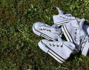 Custom Order Retro Shoe Keyring - Illustration - Pattern - custom - personalised - Miniature - Footwear - Novelty - OOAK - sneakers - gifts