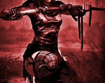 Hunted Blood III: Predator & Prey