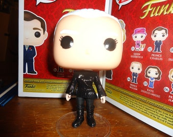 "Once Upon a Time Emma ""Dark Swan"" Custom Funko"