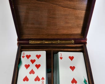 Antique Italian Playing Card Set, Vintage Card Set, Italian Playing Cards
