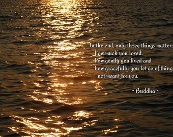 Buddha, Quote, Buddhism, Meditation, Water, Outdoor Photography