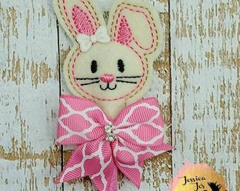 Amigurumi Bunny Pencil Holder : Bunny pencil topper etsy