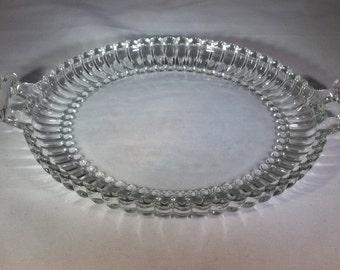 Jeannette glass tray