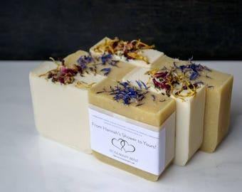 100 Wedding Soap Favors, Custom Soap Favors, Bridal Shower Favors, Bridal Shower Soap Favors, Personalized Soap Favors, Guest Soap