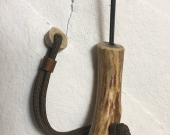 Hand Forged Leather Awl
