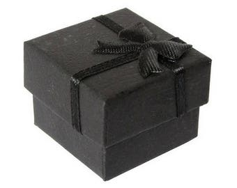For ring jewelry - black case