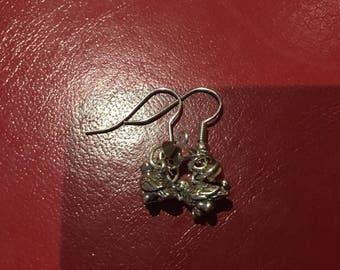Grouse earrings