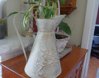 Decorative Metal Ewer