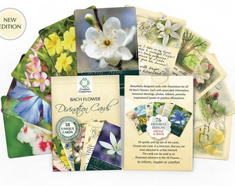 Bach Flower Divination Cards Pack