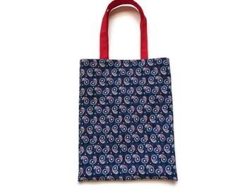 Patriotic Paisley  Bag