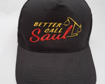 Better Call Saul embroidered baseball  Cap