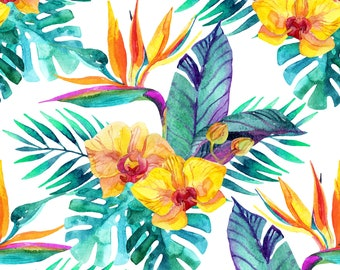 12 x 12 Inch Bird Paradise Craft Vinyl Sheet, Permanent Adhesive 3-5 Year Outdoor Lilly vinyl, Lilly vinyl sheet