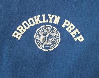 Vintage Brooklyn Prep polo shirt, large, 50/50 blend
