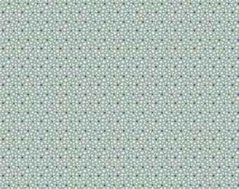 Tilda fabric 50 x 55 cm Pollen Teal coupon