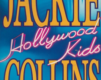 Hollywood Kids  by Jackie Collins (Hardcover, Fiction) 1994
