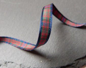 Macdonald Tartan Ribbon 7mm Berisfords