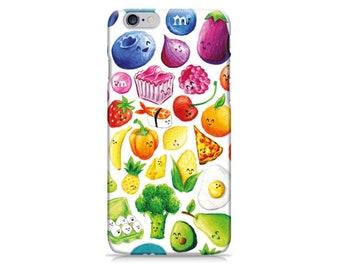Rainbow Food iPhone/Samsung Galaxy Phone Case