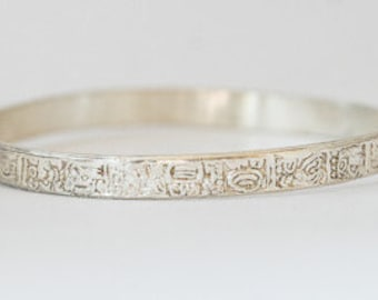 Vintage Mexican Sterling silver bracelet - TAXCO