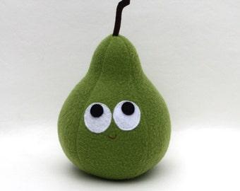 Pear - Plush Food