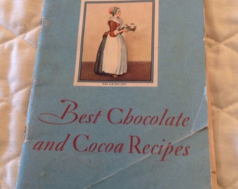 Best chocolate and cocoa recipes WalterBaker Company