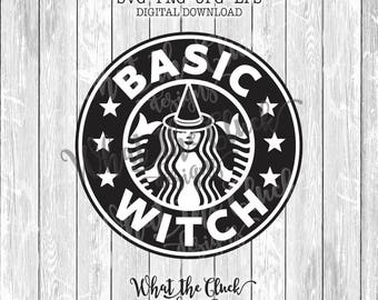 BASIC WITCH Digital File Download