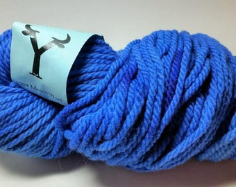 100% Merino Yarn - Ultramarine Blue