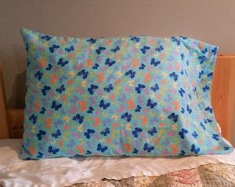 Butterfly dreams pillowcase