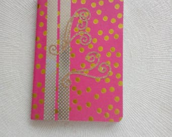 Embellished Notebook with Blank Pages - Item 2018-97
