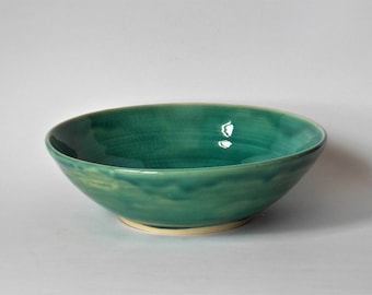 Swallow Green Bowl