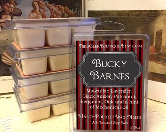 Bucky Barnes Soy Wax Melt - 2.5oz