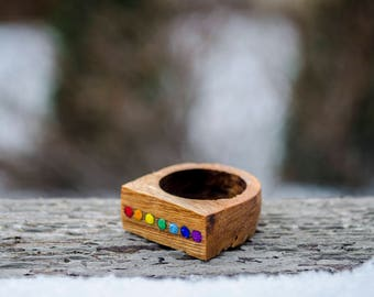 Magic Wood Rings
