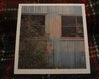 Photo Print: Abandoned