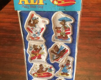 Alf Puffy Stickers