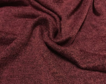 Stretch  Sweater Knit Fabric 1 Yard