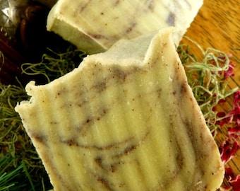 Homemade Soap, Woodland Flowers, Woodsy, Floral, Vegan, Violets, Oakmoss