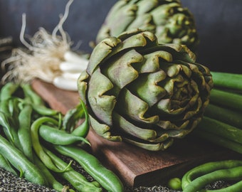 Still life with green vegetables. Photo Instant Download.  Still Life Photography.  Digital photo.