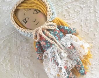 Star Child Doll