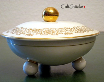 Vintage 50s candy bowl porcelain bowl