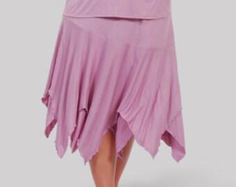 Plus Size Skirt for Women, Bobo Clothing | Handkerchief Style Skirt, Festival Clothes | 10% Spandex | Plus 1x 2x 3x 4x