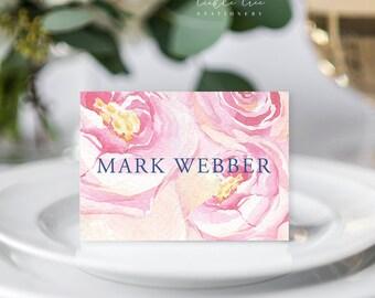 Place Cards - Boho Pink (Style 13765)