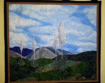 ARIZONA YUCCA PLANTS