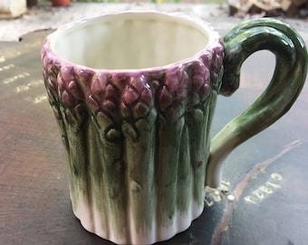 Mug in Asparagus by Fitz & Floyd