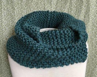 TAURUS Cowl / 100% Wool / Zodiac Knitwear