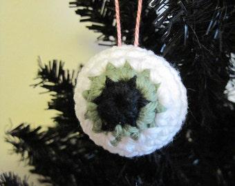 Zombie Augapfel Ornament