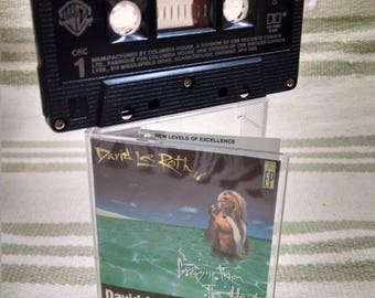 Cassette David Lee Roth Crazy From the Heat