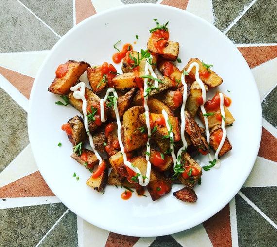 Spanish patatas bravas tapa recipe pdf authentic recipe forumfinder Images