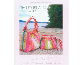 Baily Island Hobo pattern from Aunties Two patterns
